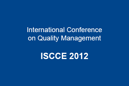 ISCCE 2012
